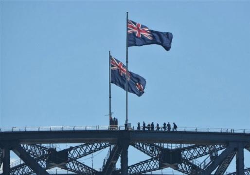 113 - Sydney - Bridge Climbers