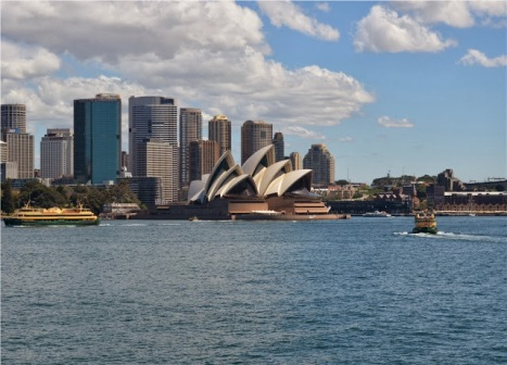 110 - Sydney - Harbour Tour